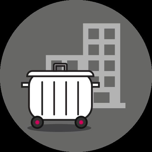Esgotec Desentupimentos Icon Condutas de Lixo